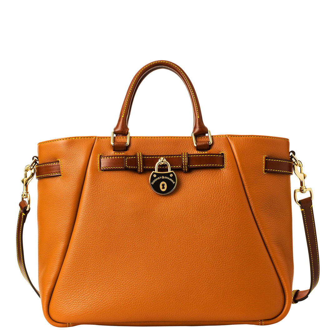 Large Belted Shopper