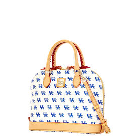 Kentucky Zip Zip Satchel