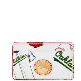 Athletics Card Case