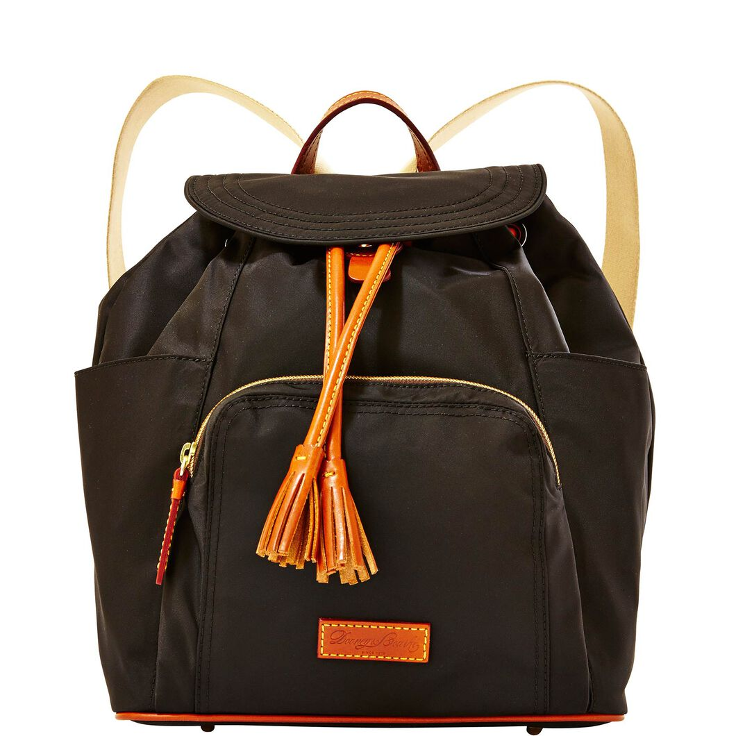 dooney bourke nylon large backpack