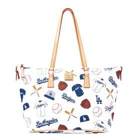 Dodgers Zip Top Shopper