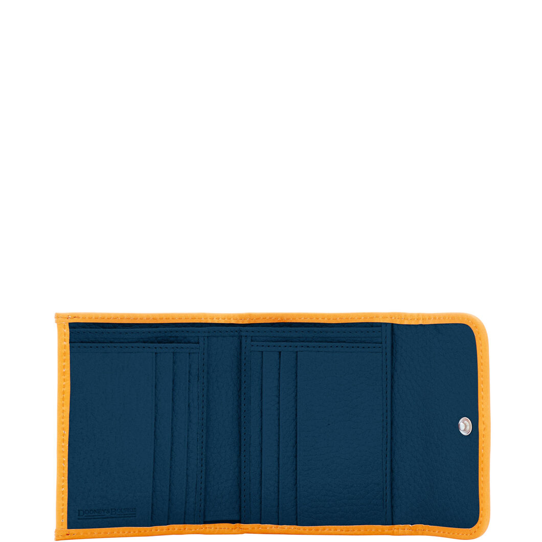 Small Flap Credit Card Wallet