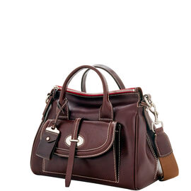 Small Front Pocket Satchel