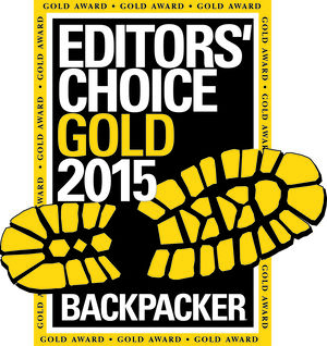 Gregory Baltoro Wins Editors' Choice Gold Award from Backpacker