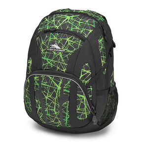 High Sierra Composite Backpack in the color Digital Web/Black.