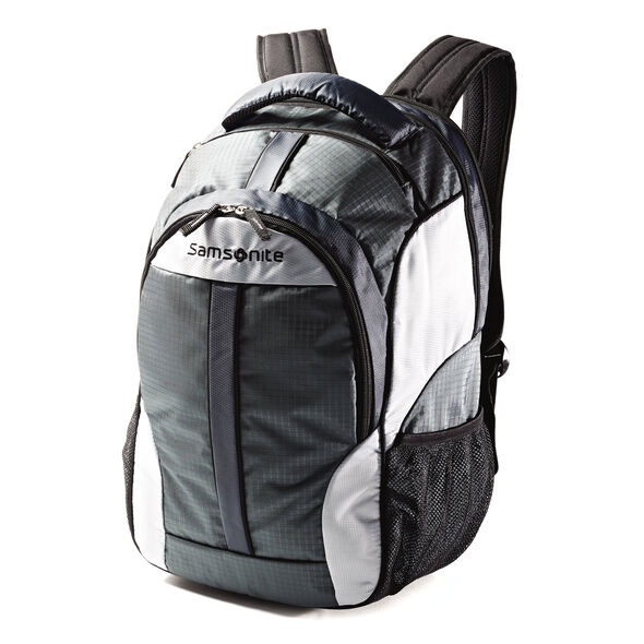 Samsonite Foxboro Backpack in the color Grey.
