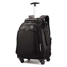 Samsonite MVS Spinner Backpack in the color Black.
