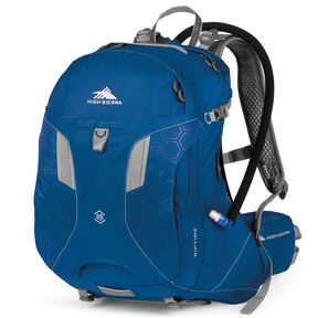 High Sierra Riptide 25L Hydration Pack in the color Royal Cobalt/Silver.
