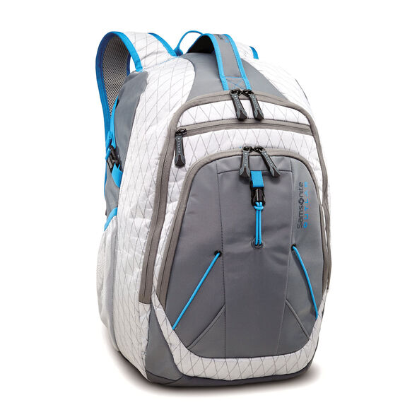 Samsonite Outlab Freefall Backpack in the color Grey/White.