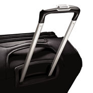 "Samsonite Lift2 25"" Spinner in the color Black."