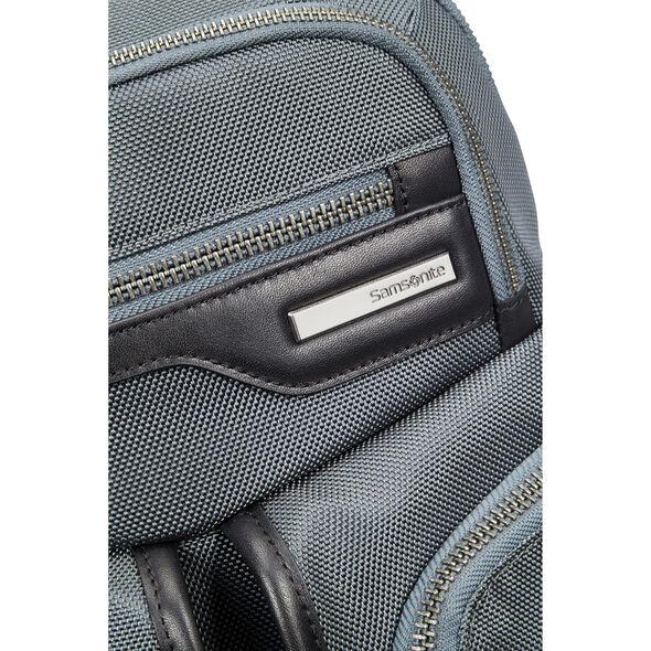 Samsonite GT Supreme Laptop Backpack 14.1 in the color Grey/Black.