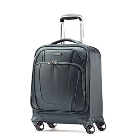 Samsonite Silhouette Sphere 2 Spinner Boarding Bag in the color Cypress Green.