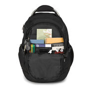 High Sierra XBT Slim Business Backpack in the color Black.