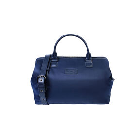Lipault Lady Plume Bowling Bag (M) in the color Navy.