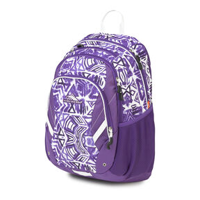 High Sierra Neenah Backpack in the color Purple Shibori.