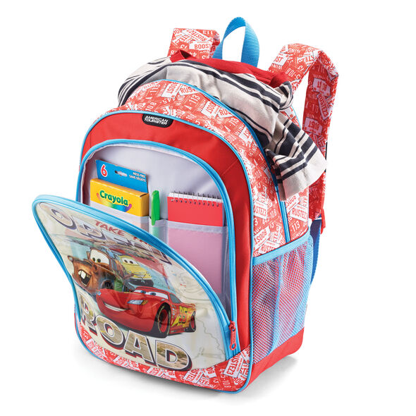 American Tourister Disney Backpack in the color Cars.