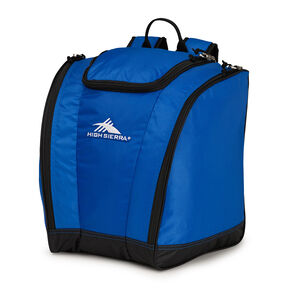 High Sierra Junior Trapezoid Boot Bag in the color Vivid Blue/Black.