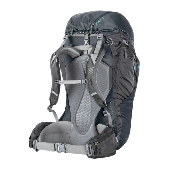 Deva 80 in the color Charcoal Gray.
