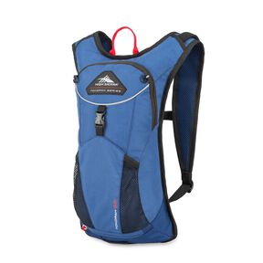 High Sierra Tokopah 4L Hydration Pack in the color Pilot/Atlantic/Crimson.