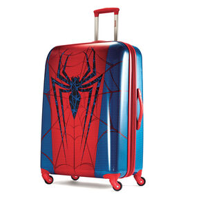 "American Tourister Marvel All Ages 28"" Spinner in the color Spiderman."