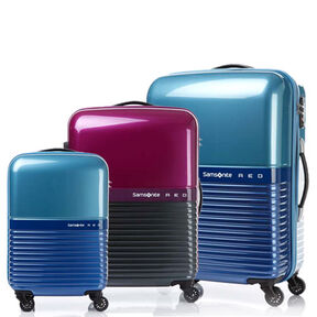Samsonite Red Robo Collection in the color .