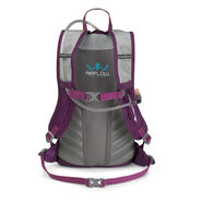 High Sierra Darter Hydration Pack in the color Eggplant/ Berry Blast/ Lime.