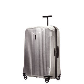 Hartmann 7R Global Carry On Spinner in the color Aluminum.