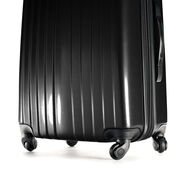 """Samsonite Carbon1 DLX 28"""" Expandable Spinner in the color Silver - Exclusive."""