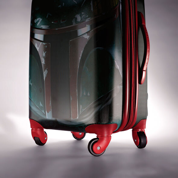 American Tourister Star Wars 2 Piece Set in the color Boba Fett.