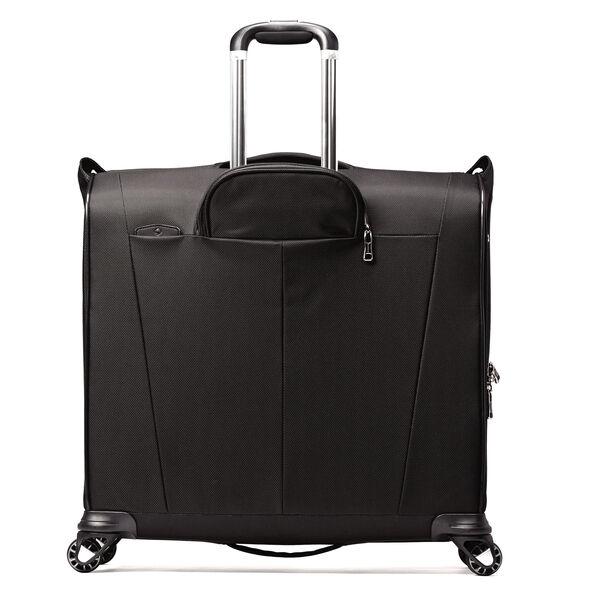 Samsonite Silhouette Sphere 2 Deluxe Voyager Garment Bag in the color Black.