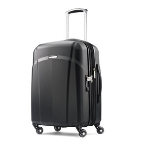 "Samsonite Hyperflex 2.0 20"" Spinner in the color Black."