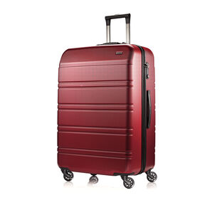 Hartmann Vigor 2 Extended Journey Spinner in the color Garnet Red.