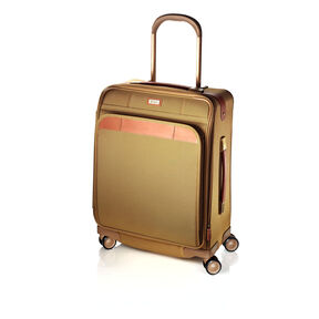 Hartmann Ratio Classic Deluxe Domestic Carry On Glider in the color Safari.