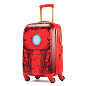 "American Tourister Marvel All Ages 21"" Spinner in the color Iron Man."