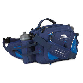 High Sierra Classic 2 Series Diplomat Lumbar Pack in the color True Navy/Royal.
