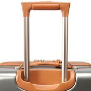 Hartmann Intensity Belting SPL Carry On Spinner in the color Aluminum.