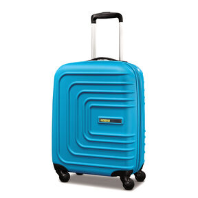 "American Tourister Sunset Cruise 20"" Spinner in the color Summer Sky."