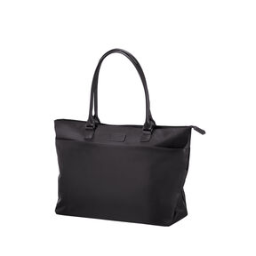 Lipault Original Plume City Tote in the color Black.