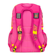 High Sierra Loop Backpack in the color Paradise/ Flamingo/Sunburst.