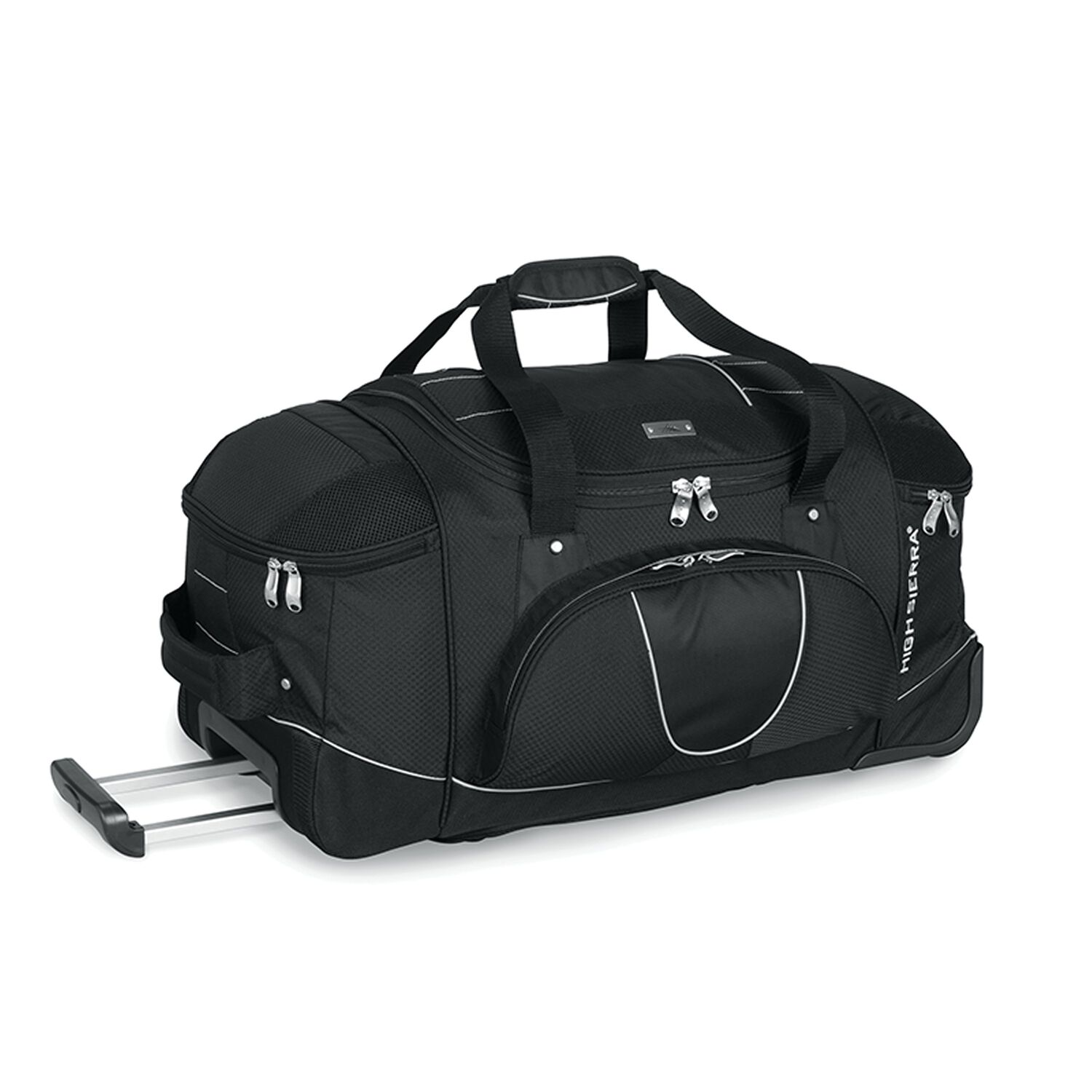 High Sierra At2 30 Quot Wheeled Duffel With Straps