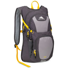 High Sierra Classic 2 Series Longshot 70 Hydration Pack in the color Mercury/Ash/Yellow.