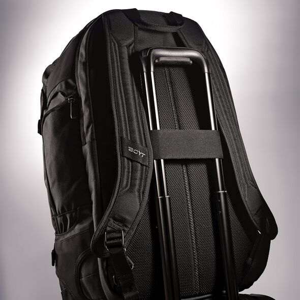 "Boyt Edge 21"" Backpack in the color Deep Black."