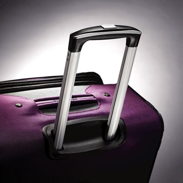 """Samsonite Aspire XLite 20"""" Spinner in the color Potent Purple."""