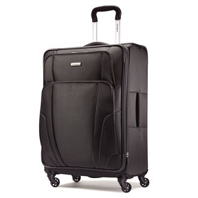 "Samsonite Hypertech Lite 25"" Spinner in the color Black."