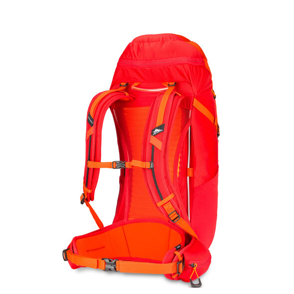 High Sierra Karadon 40 L M-L in the color Electric Orange.