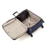 Samsonite Dura NXT Lite Spinner Carry-On in the color Navy.