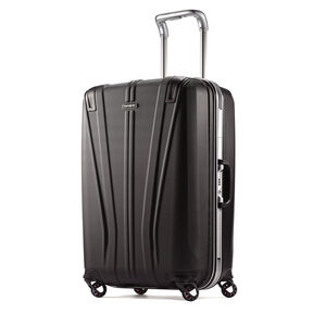 "Samsonite Outline Sphere 2 Hardside 26"" Spinner in the color Black."