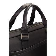 Samsonite GT Supreme Bail Handle 15.6 in the color Black/Black.