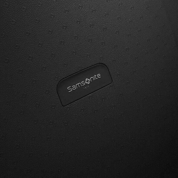 "Samsonite F'Lite GT 31"" Spinner in the color Black."