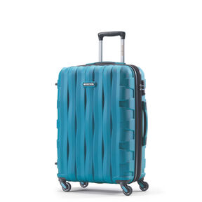 Samsonite Prestige 3D Spinner Medium in the color Turquoise.
